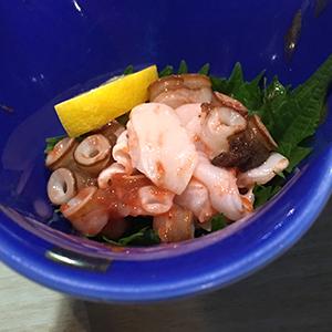 いけす和楽 ゑびす鯛 料理